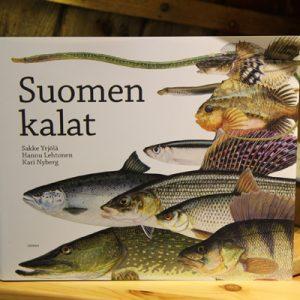 Suomen kalat -kirja